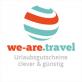 voucher code we-are.travel
